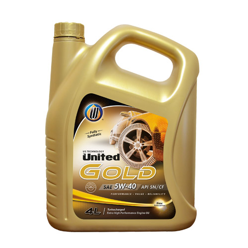 United Gold 5w-40 SN/SF