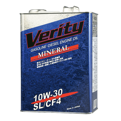 Verity Mineral 10W-30 SL/CF4
