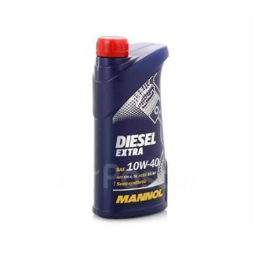 Моторное масло Mannol D.Extra 10W40 1L